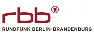 Das Logo des Rundfunk Berlin-Brandenburg
